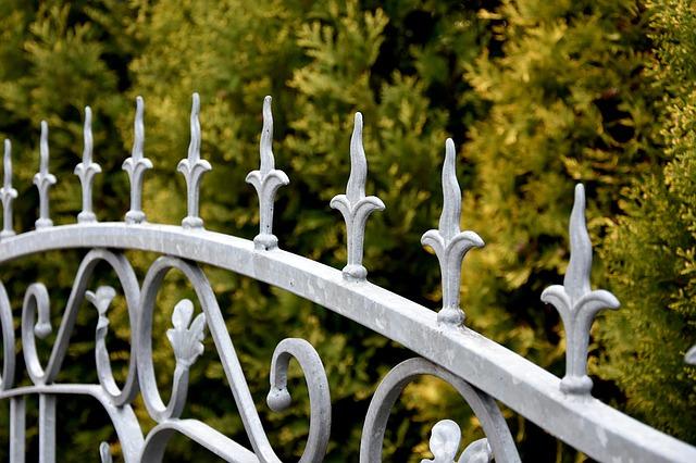 malowanie proszkowe ogrodzen