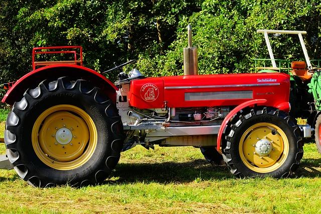 malowanie proszkowe maszyn rolniczych