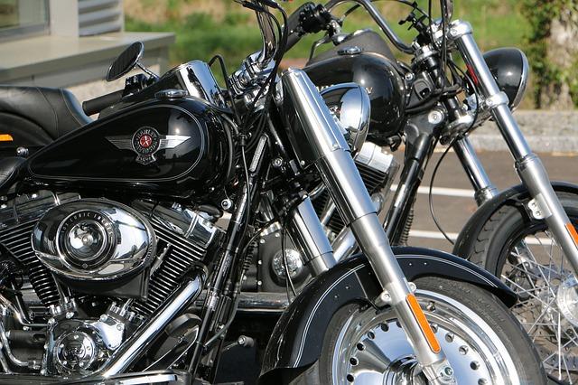 Malowanie proszkowe motocykla